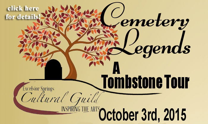 Cemetery Tombstone Tours